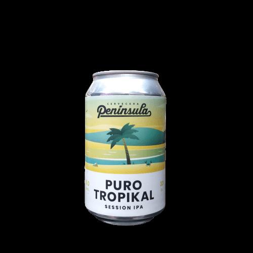 Puro Tropikal, Península