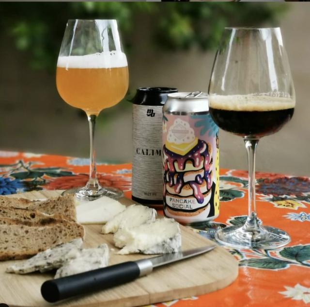cerveza y queso maridaje