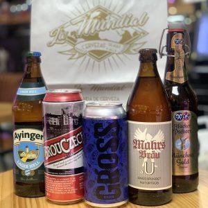 cervezas artesanas lagers y helles
