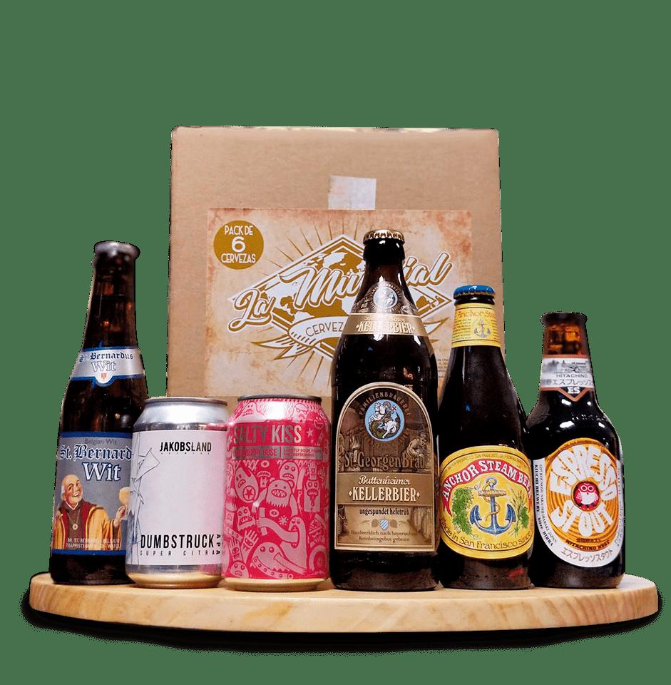 Pack De Cervezas La Mundial 3 Meses