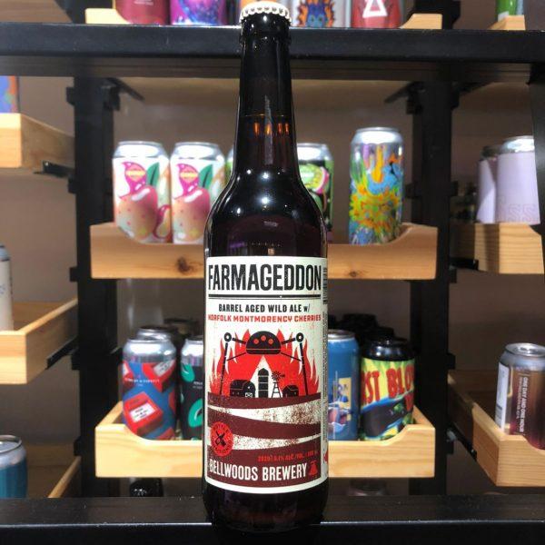 cerveza artesana farmagedon bellwoods