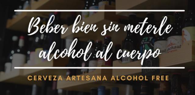 cervezas artesanales sin alcohol