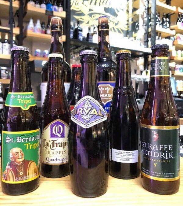pack cervezas belga