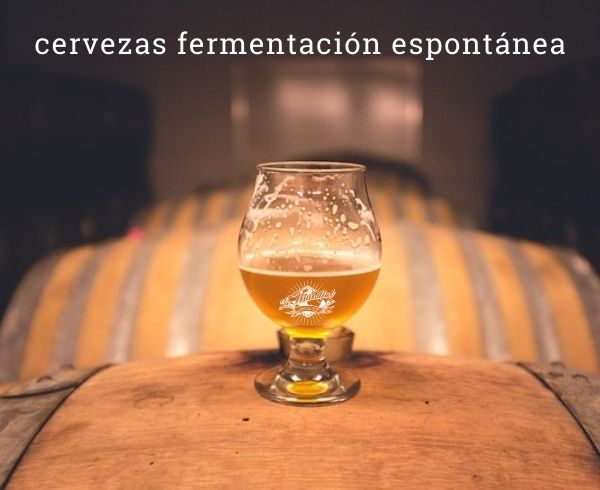 cervezas fermentación espontánea