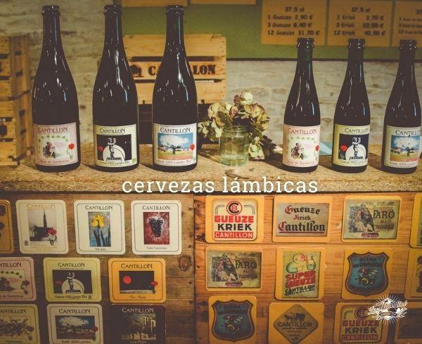 cervezas lambicas comprar