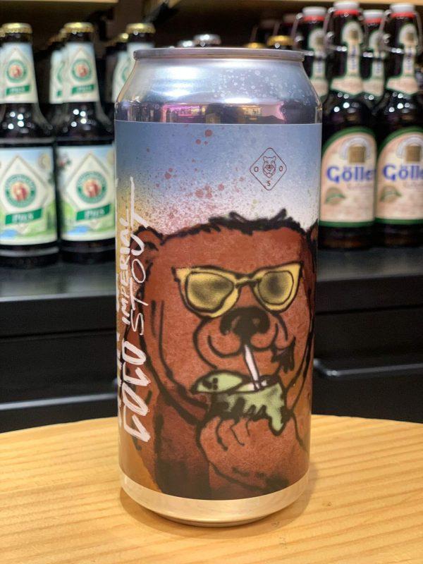 oso brew livin la vida coco